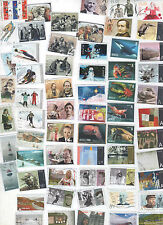 NORWAY COMMEMORATIVE STAMPS MODERN KILOWARE 150++ DIFFERENT UP TO 2019