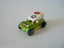 "ANCIENNE MAJORETTE "" DUNE BUGGY VOLKSWAGEN N° 248  échelle 1/55 "" MADE IN FRANCE"