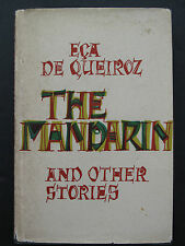 Eça de Queiroz – THE MANDARIN AND OTHER STORIES (1966) - Fantasy