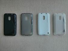 Telus Rogers Nokia Lumia 620 Soft S-Line Rubber Gel Plastic Case Cover Phone