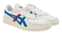 Onitsuka Tiger GSM Trainers White Imperial  Blue Tennis shoes Asics Ship World