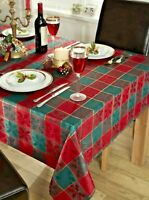 "Tartan – Table Cloth 50×70"" (127x178cm), Fast Delivery , Hight Quality, UK"