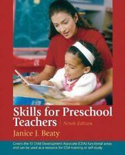 Skills for Preschool Teachers by Janice J. Beaty (2011, Paperback, Revised)