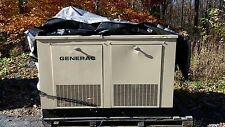 2001 Generac Natural Gas 20 KVA Outdoor Generator 358 Hours Excellent Condition