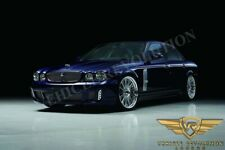 Jaguar XJ X350 358 Body Kit Upgrade Conversion 04 - 09 DRL's Tips Wald Style