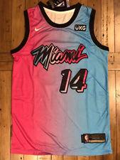 Tyler Herro #14 Miami Heat Men's Vice City Edition Stitched Jersey