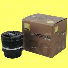 Genuine Nikon AI-s 20mm f/2.8 Lens AiS Nikkor 20 mm f2.8 Manual Focus MF Japan