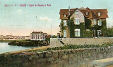 Portugal Cascais - Chalet do Marquez da Praia old postcard
