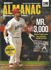 2018 Beckett Baseball Card & Collectibles Almanac - 23rd Edition - $49.95 SRP