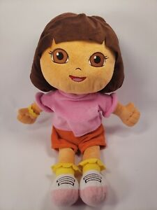Dora the Explorer- Large 18 inch Plush Doll Nickelodeon 2012