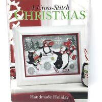 A Cross Stitch Christmas HANDMADE HOLIDAY 2009 Gingerbread Ornaments Stockings
