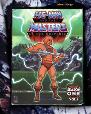 He-Man & The Masters of The Universe MOTU Season 1 vol 1 1983-4 BCI Eclipse 2005