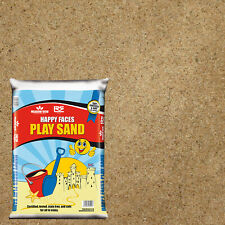 20kg Play Sand Childrens Kids Toy Pit Non Toxic Non Staining Safe Clean Playsand