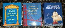 Lot of 3 Celia King Pop-up Books