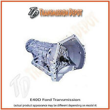E40D Ford Diesel Transmission 4x4  NO CORE CHARGE
