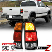 "2000-2004 Toyota Tundra ""FACTORY STYLE"" Rear Brake Tail Lights Assembly +Wirings"
