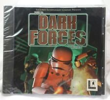 Star Wars: Dark Forces SEALED (PC, 1994) Factory Manufacturer