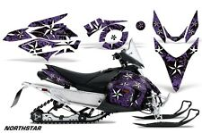 AMR Racing Snowmobile Decal Sled Graphic Kit Yamaha Phazer RTX GT MTX 07-12 NS P