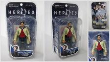 Peter Petrelli Flight Stand heroes Universal 17 Cm Mezco Action Figure New