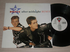 "2 BRAVE - AFTER MIDNIGHT REMIX - MAXI-SINGLE 12"" UK"