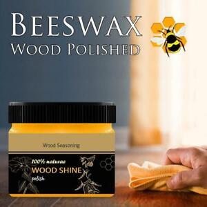 Beeswax Wood Seasoning Beewax Furniture Polishing Natural Treatment Household