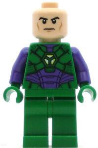 LEGO Super Heroes Minifigure Lex Luthor (76097) (Genuine)