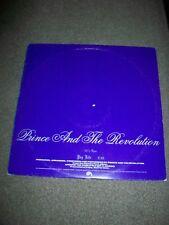 "Prince - Promo 12"" - Pop Life - Synth - Rock - Soul - Funk"
