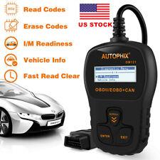 Auto Scanner OBD OBD2 Car Diagnostic Scanner Check Engine Fault Code Reader Tool