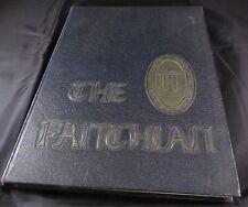 "Vintage 1963 ""The Panthian"" Hermitage High School Year Book"