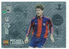 Panini Adrenalyn XL Champions League 2012-13 Michael Laudrup Legend FC Barcelona