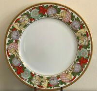 Christian Dior China Dior Christmas Pattern Dinner Plate