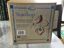 New listing Red Carpet Studios Teardrop Quadruple Helix Handcrafted Of Copper