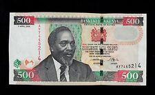 KENYA  500  SHILLINGS 2006  AY  PICK # 50c  UNC.