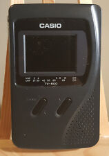 Casio Radio Tuner LCD TV-600CI - 1995