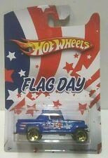 2010 Hot Wheels Flag Day Jeep Scrambler