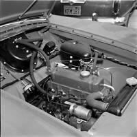 1956 Nash Metropolitan OLD CAR ROAD TEST PHOTO