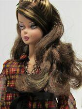 Gold Label Silkstone Highland Fling Barbie Fashion Model Collection 2005