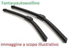 Coppia Spazzole Tergicristalli FORD FUSION Dal 2002 > MISURE 55/40CM