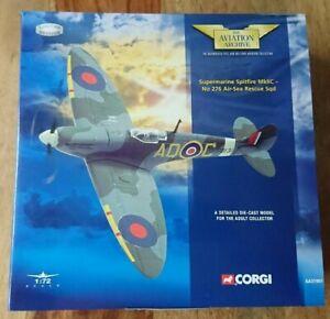 Corgi AA31901 Spitfire MkIIC No.276 Air-Sea Rescue Squadron Ltd Edition