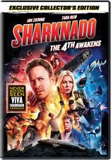 Sharknado: The 4Th Awakens [New DVD] Widescreen