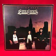BEE GEES Living Eyes 1981 UK vinyl LP + INNER EXCELLENT CONDITION original A