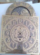 Ridgeway Grandfather clock dial fits Kieninger  RSU-KSU movment. 280X280X395 mm