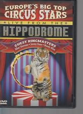 Europe's Big Top Circus Stars Live From Hippodrome 2 DVDs