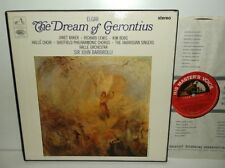 ASD 648-9 Elgar The Dream Of Gerontius Janet Baker Richard Lewis Kim Borg  2LP