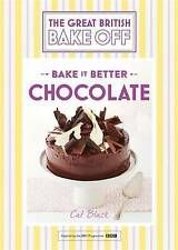 Great British Bake Off - Bake it Better (No.6): Chocolate, Black, Cat, New Book