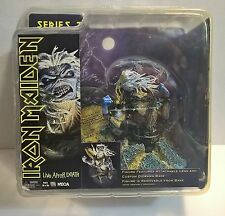 "Neca Iron Maiden Live After Death Eddie 7"" Statue Figure 2006 Series 2"