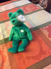 RETIRED MINT ERIN TY BEANIE BABY VERY RARE 1ST EDITION , TUSH TAG 403 P.E,