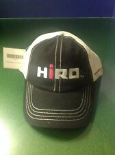 Hiro Black and White Hat