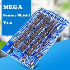 Mega Sensor Shield V1.0 V1 For Arduino Mega2560 R3 ATmega16U2 ATMEL AVR