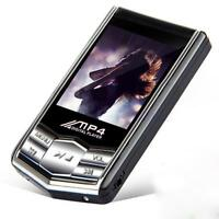 """1.8"""" TFT LCD MP3 MP4 Player Spieler Eingebaut 16GB FM Radio Ebook Video MUSIK"""